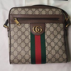 NWT GUCCI Ophidia GG Small Messenger Bag